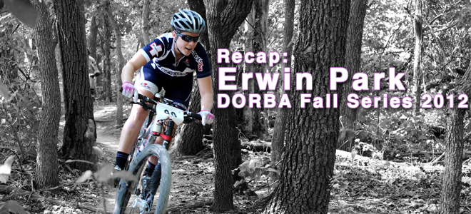 Erwin Park Recap, 2012 DORBA Fall Series Race