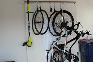 DIY Bike Rack VeloGrip
