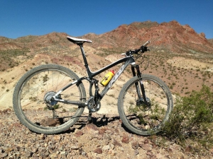 Interbike Dirt Demo FELT Edict 9 Test Ride